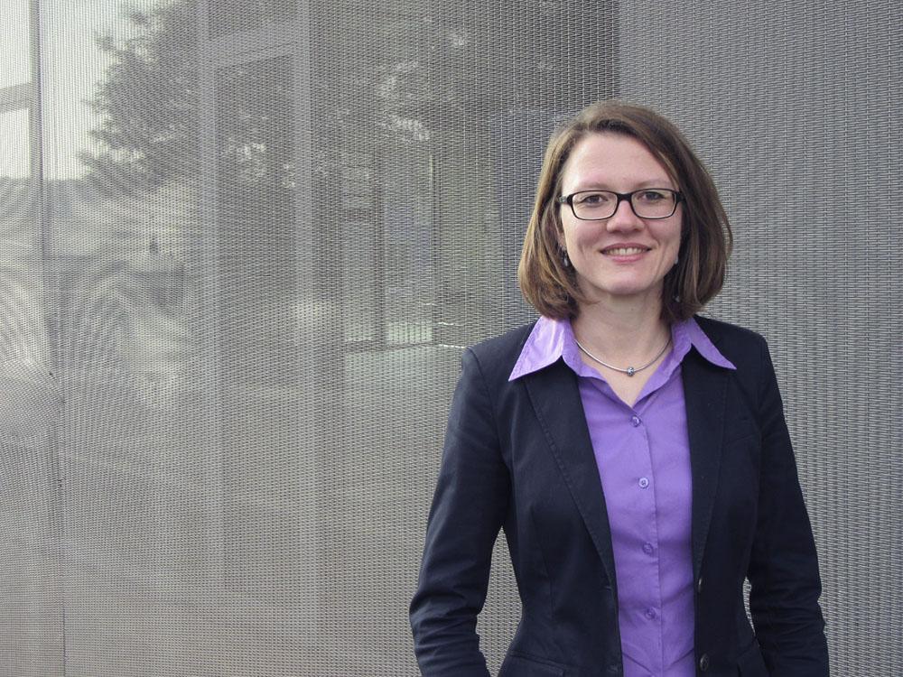 Patentanwältin Saarbrücken Dr. Vanessa Geis
